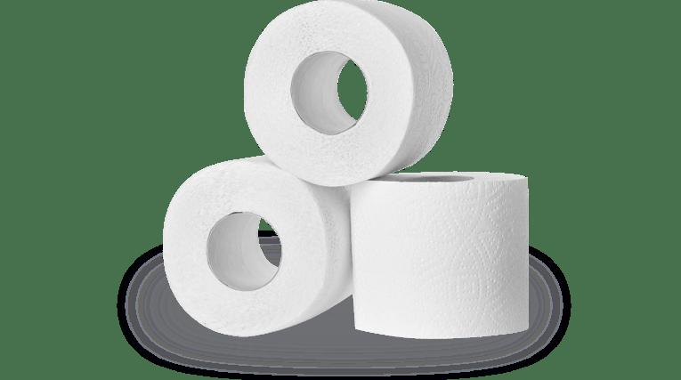 Single Ply Mixed Grade Toilet Paper
