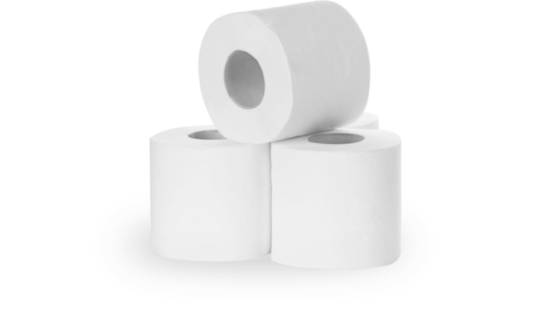 Single Ply Virgin Toilet Paper